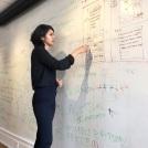 WireFrame for Arrived Hackathon at UVA