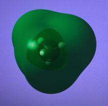 Gaussian Image - CH4